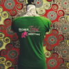 Roma Tribal T-shirt – Green