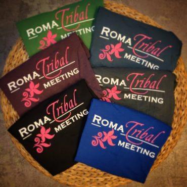 Roma Tribal T-shirt