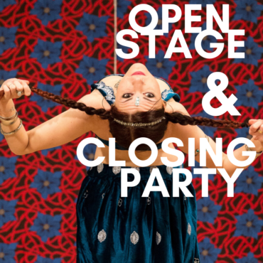Open Stage & Closing Party